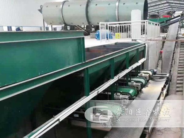 广西年产10万吨颗粒有机肥生产线