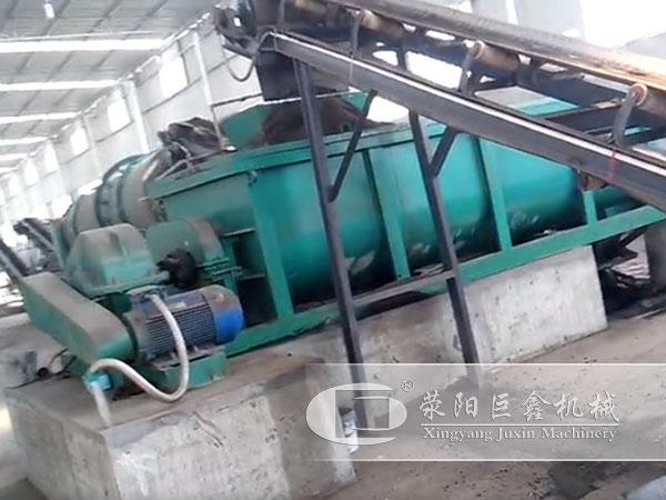 新邵年产5万吨猪粪有机肥生产线